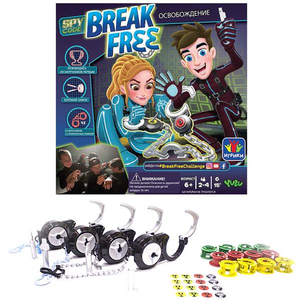 Картинки по запросу Игра настольная Break Free Освобождение