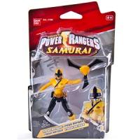 Жёлтый Рейнджер Самурай Земли