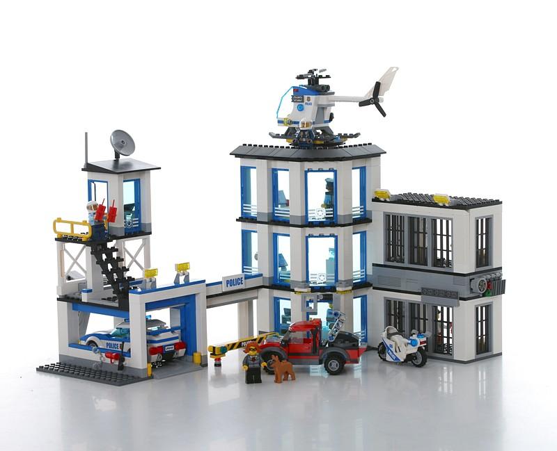 Купить конструктор город