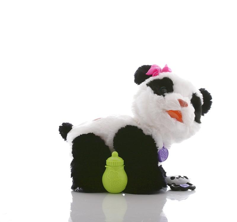 Интерактивная малыш панда furreal friends купить