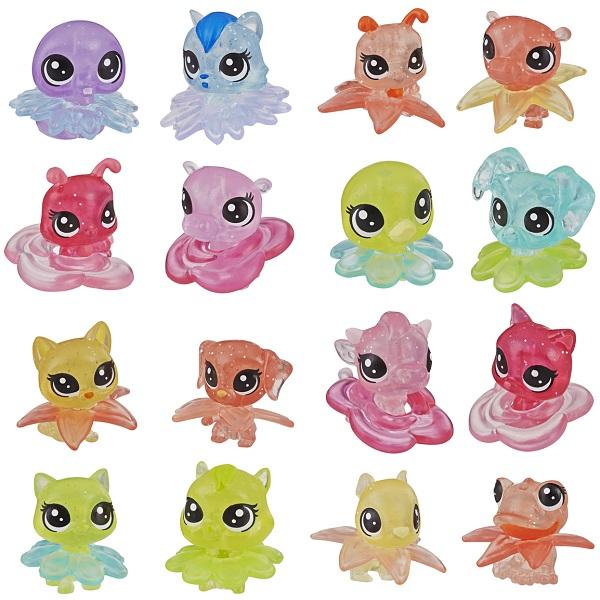 Купить Hasbro Littlest Pet Shop E5237 Литлс Пет Шоп Игровой набор ПЕТ В ЦВЕТОЧНОМ БУТОНЕ , Игровые наборы и фигурки для детей Hasbro Littlest Pet Shop