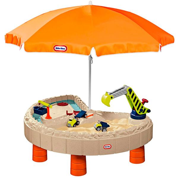Игрушка для улицы и дома LittleTikes крупногабарит - Игровые столы, артикул:37561