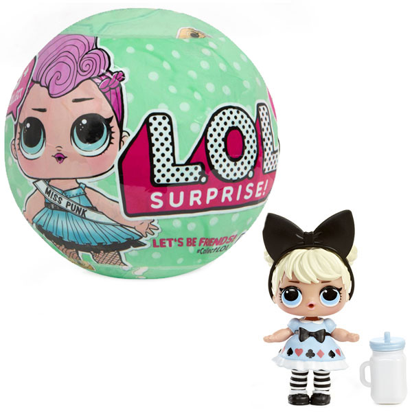Купить LOL 548485 Кукла-сюрприз в шарике, Куклы и пупсы LOL