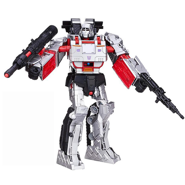 Фигурка трансформер Hasbro Transformers Transformers B0972 Трансформеры Дженерэйшнс: Комбайнер Ворс Лидер, в ассортименте