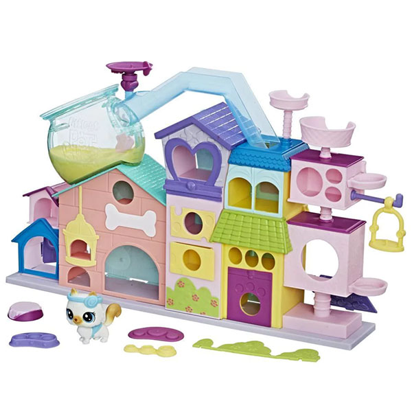 Игровые наборы и фигурки для детей Hasbro Littlest Pet Shop - Мини наборы, артикул:151058