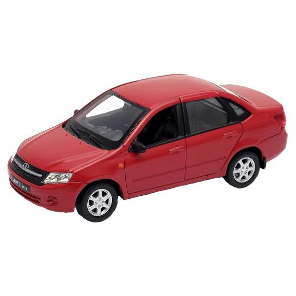 Купить Welly 43657 модель машины 1:34-39 LADA Granta, Машинка Welly