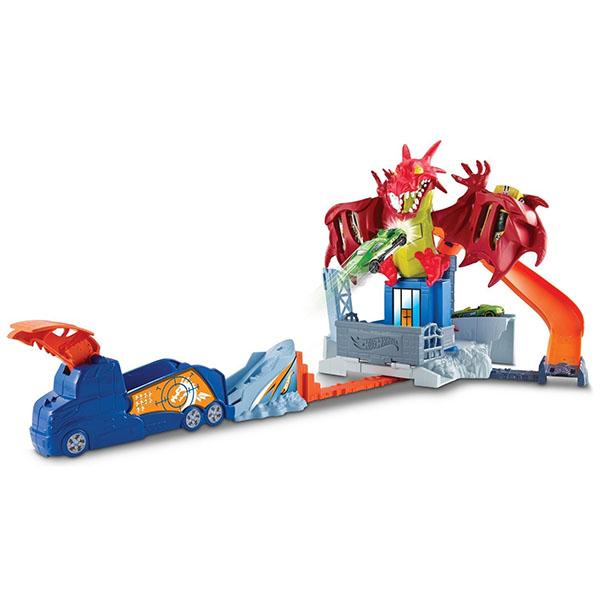 Игровой набор Mattel Hot Wheels - Автотреки и машинки Hot Wheels, артикул:148263