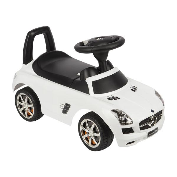 Купить Mercedes-Benz Z332 Машина-каталка SLS AMG , белая