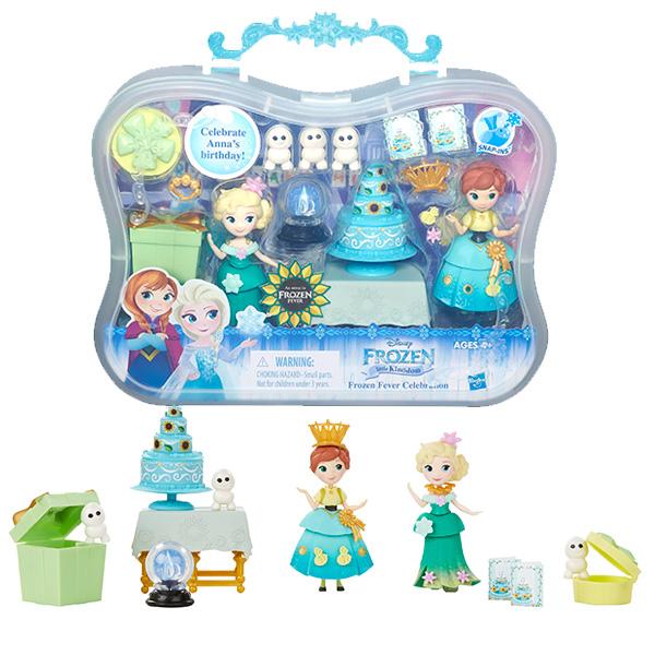 Купить Hasbro Disney Princess B5191 Герои Холодное сердце (в ассортименте), Игровой набор Hasbro Disney Princess
