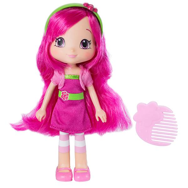 Купить Strawberry Shortcake 12273 Шарлотта Земляничка Кукла Малина 15 см, Кукла Strawberry Shortcake