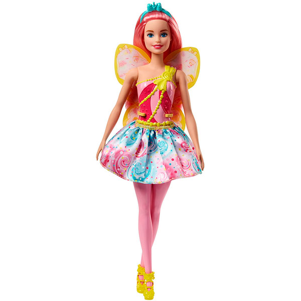 Mattel Barbie FJC88 Барби Волшебная фея