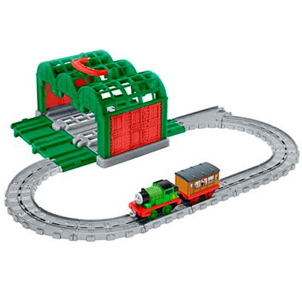 Наборы игрушечных железных дорог, локомотивы, вагоны Mattel Thomas & Friends - Железные дороги и паровозики, артикул:153228