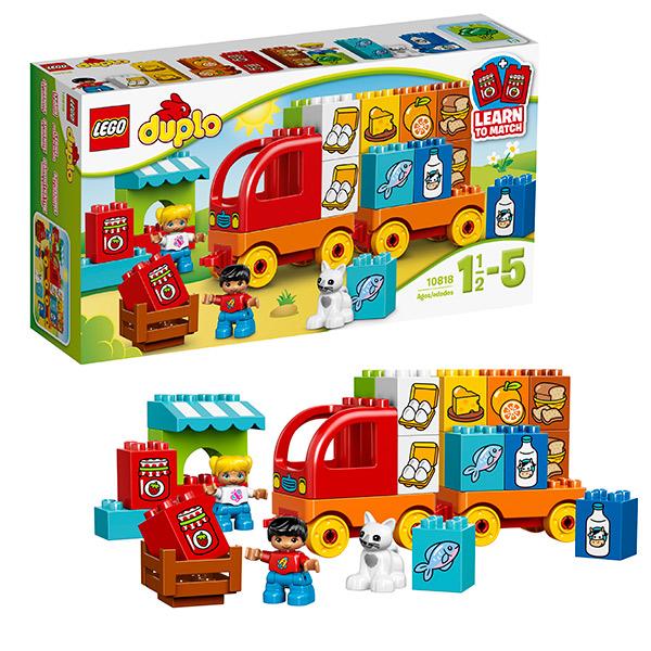 Lego Duplo 10818 Конструктор Лего Дупло Мой первый грузовик, арт:126568 - Дупло, Конструкторы LEGO