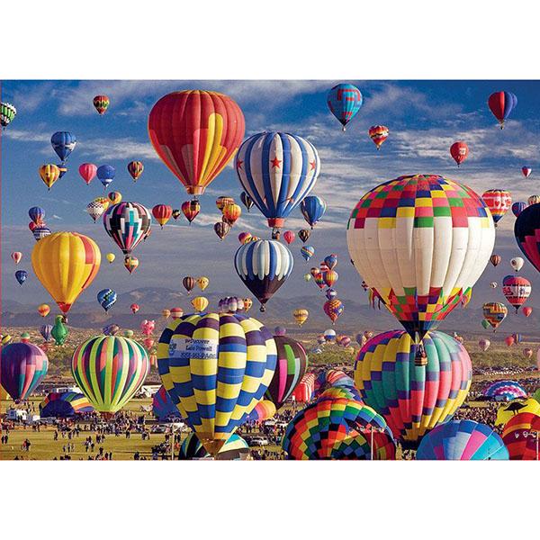 Educa 17977 Пазл 1500 деталей Воздушные шары - Настольные игры