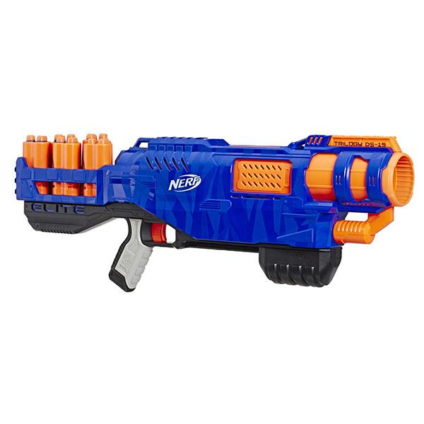 Купить Hasbro Nerf E2853 Нерф Игровой набор бластер Элит Трилоджи ДС-15, Игрушечное оружие и бластеры Hasbro Nerf