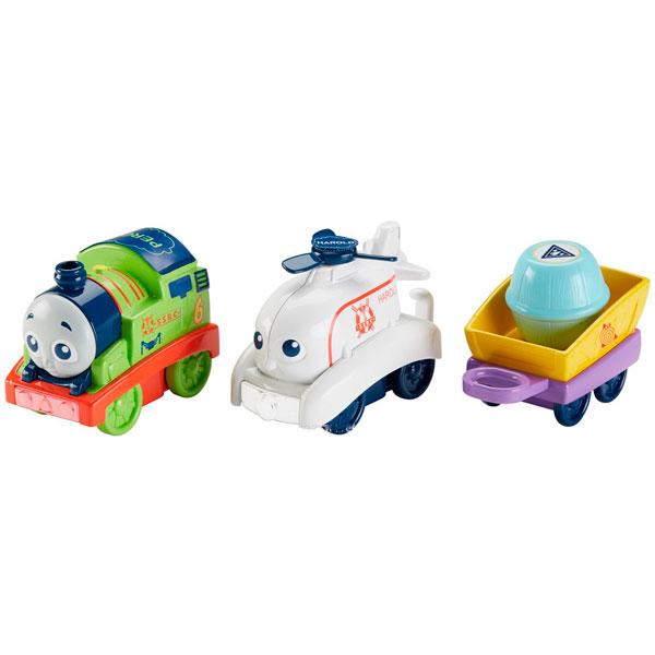 Купить Mattel Thomas & Friends FKD91 Томас и друзья Мой первый Томас паровозики в мультиупаковке, Игровой набор Mattel Thomas & Friends