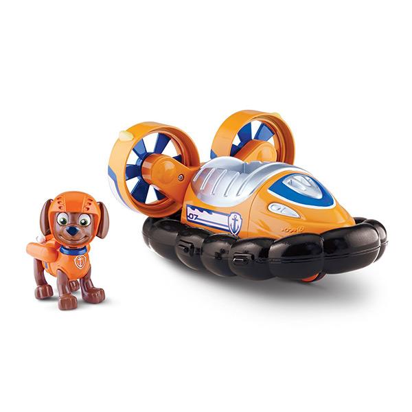 Купить Paw Patrol 16601-Zum Щенячий патруль Машинка спасателя и щенок (Зума), Машинка Paw Patrol