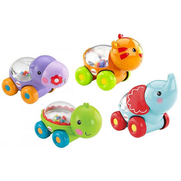 Купить Mattel Fisher-Price BGX29 Фишер Прайс Игрушки с прыгающими шариками (в ассортименте), Развивающие игрушки для малышей Mattel Fisher-Price