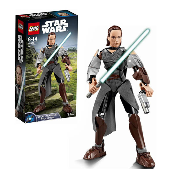 Купить Lego Star Wars 75528 Лего Звездные Войны Рей, Конструктор LEGO