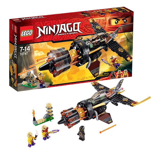 Lego Ninjago 70747 Лего