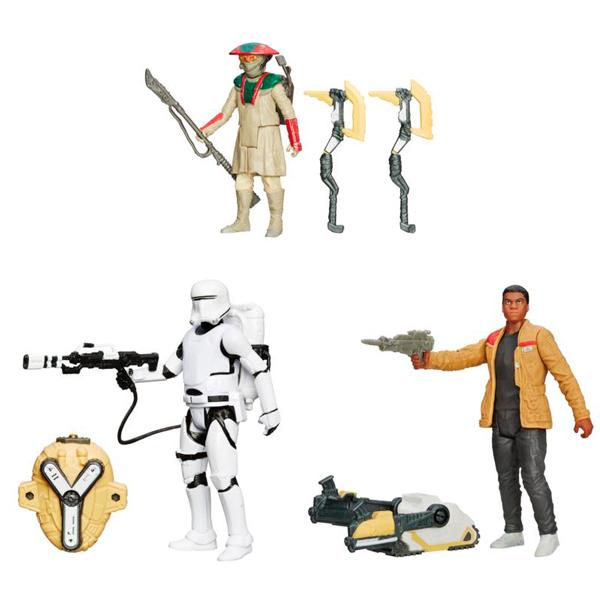 Купить Hasbro Star Wars B3963 Звездные Войны Миссия в Пустыне/Снежная миссия (в ассортименте), Игровой набор Hasbro Star Wars
