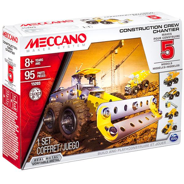Конструктор Meccano от Toy.ru