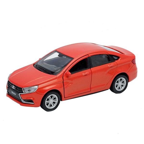 Купить Welly 43727 Велли Модель машины 1:34-39 LADA Vesta, Машинка Welly