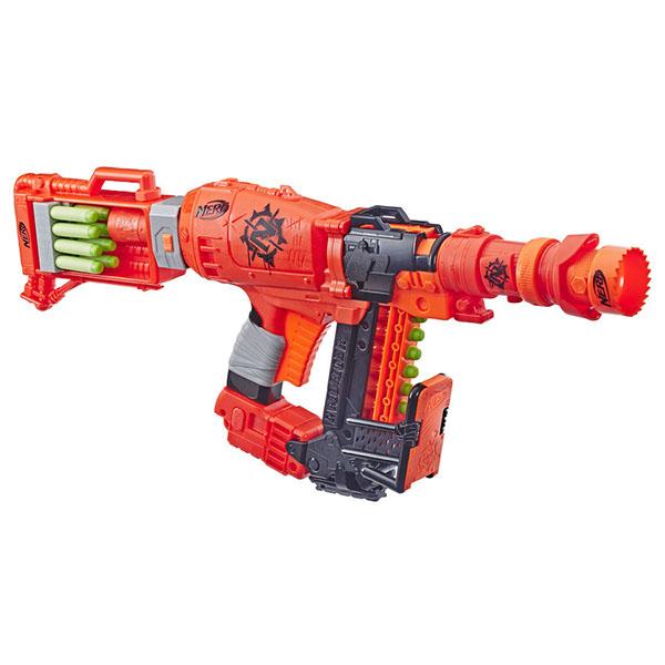Купить Hasbro Nerf E6163 Игровой набор бластер НЁРФ Ногтегрыз, Игрушечное оружие и бластеры Hasbro Nerf
