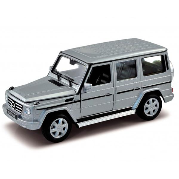 Машинка Welly 39889 Велли Модель машины 1:32 Mercedes-Benz G-класс фото