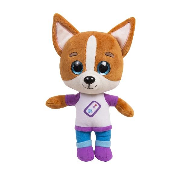 Кошечки-Собачки 38345 Мягкая игрушка Дэн 25 см, звук.  - купить со скидкой