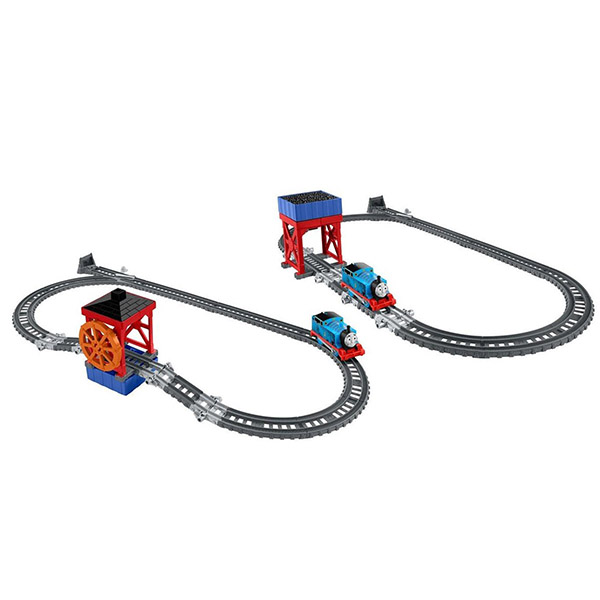 Игровой набор Mattel Thomas & Friends - Железные дороги и паровозики, артикул:149244