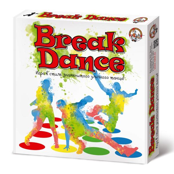 Купить Десятое королевство TD01920 Игра для детей и взрослых Break Dance