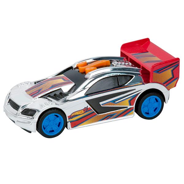 Купить Hot Wheels HW90603 Машинка Хот вилс на батарейках свет+звук, спойлер красный 13, 5 см, Машинка Toy State