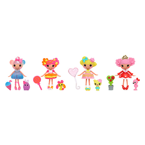 Кукла с питомцем Lalaloopsy - Lalaloopsy, артикул:107342