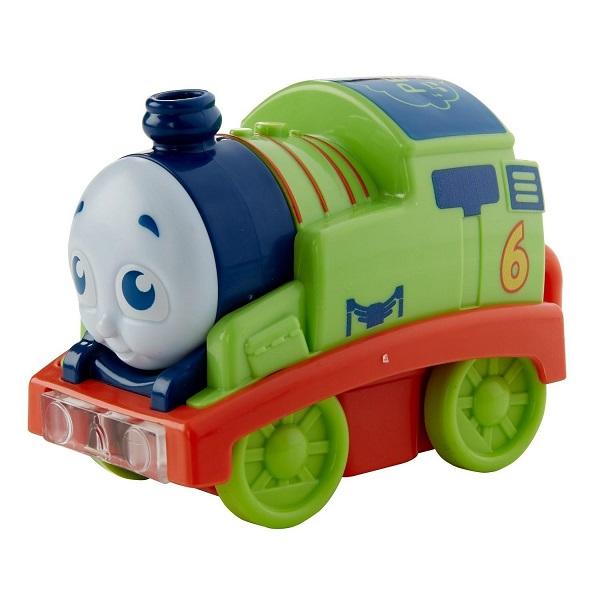 Наборы игрушечных железных дорог, локомотивы, вагоны Mattel Thomas & Friends - Железные дороги и паровозики, артикул:153132