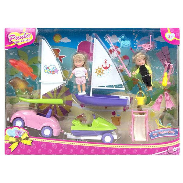 Купить Paula MC23302 Игровой набор На пляж , Игровые наборы и фигурки для детей Paula