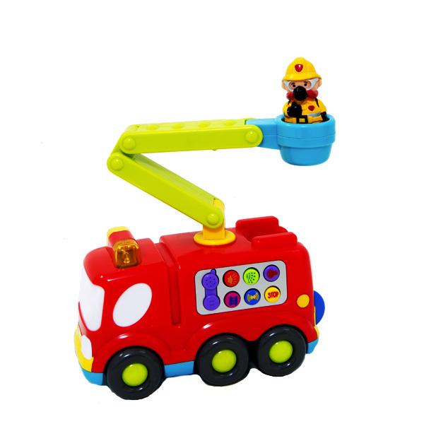 Игрушечные машинки и техника Childs Play Childs Play LVY023 Пожарная машина по цене 1 559