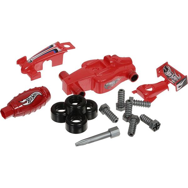 Купить Corpa HW222 Игровой набор юного механика Hot Wheels компактный, Игровой набор Copra