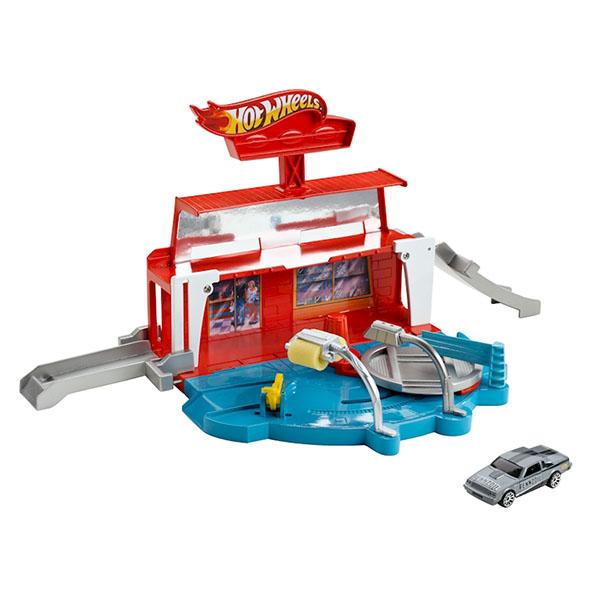 автотрек Mattel Hot Wheels - Автотреки и машинки Hot Wheels, артикул:151259