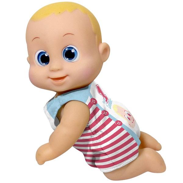 Bouncin' Babies 802002 Кукла Баниэль ползущая, 16 см - Куклы и аксессуары