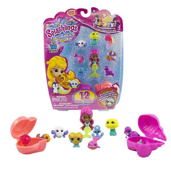 Игровой набор Splashlings