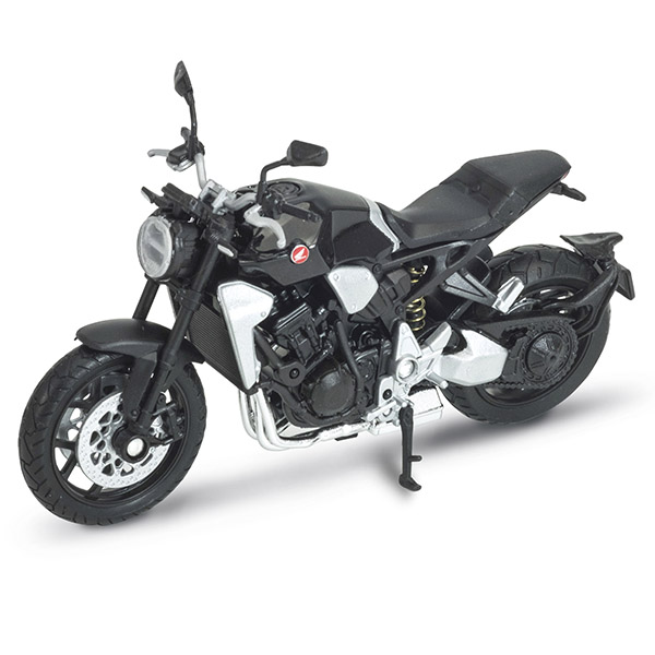 Купить Welly 12852P Велли Модель мотоцикла 1:18 Honda CB1000R, Мотоцикл Welly