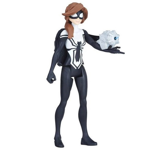Купить Hasbro Spider-Man E0808/E1106 Фигурка Человека-Паука с аксессуарами - Спайдер Гел, Игровые наборы и фигурки для детей Hasbro Spider-Man
