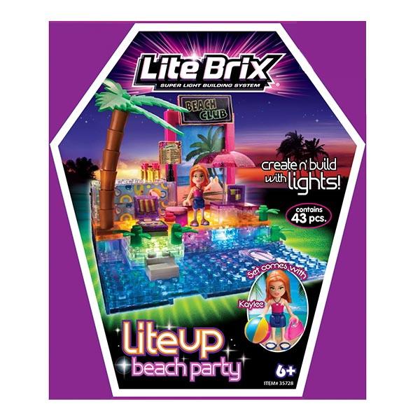 Конструктор Lite Brix - Lite Brix, артикул:141138