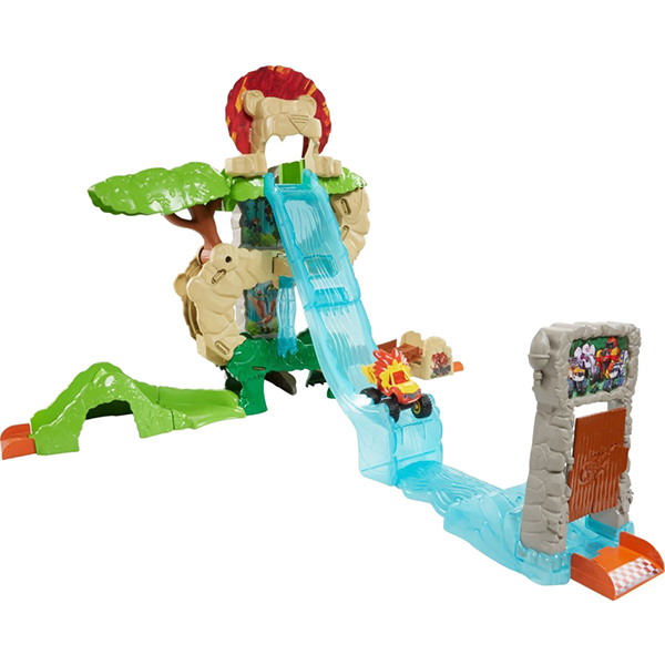 автотрек Mattel Blaze - Машинки из мультфильмов, артикул:150601