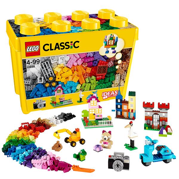 LEGO Classic 10698 Конструктор ЛЕГО Классик Набор для творчества