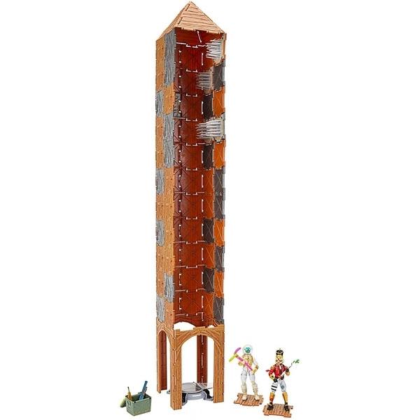 Купить Fortnite FNT0108 Фигурки героев 2 шт. с аксессуарами (башня), Игровые наборы и фигурки для детей Fortnite