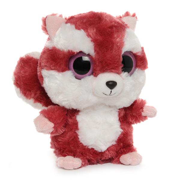 Юху и его друзья 65-204 Красная белка, 20 см - Мягкие игрушки