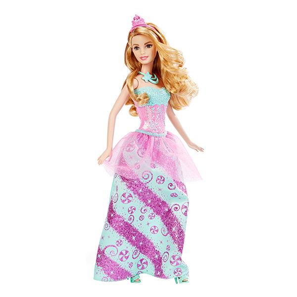 Купить Mattel Barbie DHM54 Барби Кукла-принцесса, Кукла Mattel Barbie