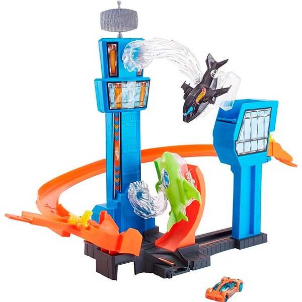 Купить Mattel Hot Wheels GFH90 Хот Вилс Игровой набор Аэропорт , автотрек Mattel Hot Wheels